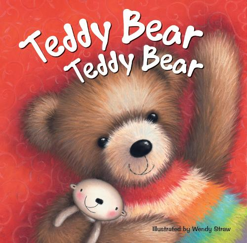 Teddy Bear Teddy Bear - 20 Favourite Nursery Rhymes (Paperback)