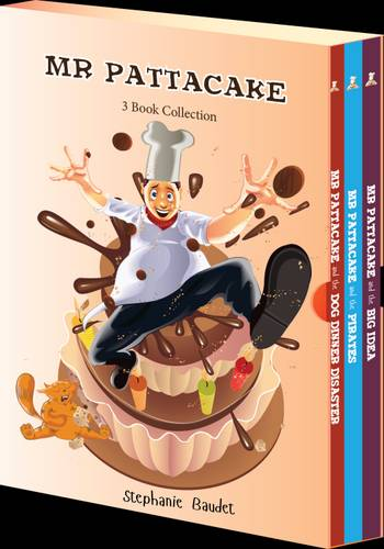 Mr Pattacake: 3 Book Set - Mr Pattacake