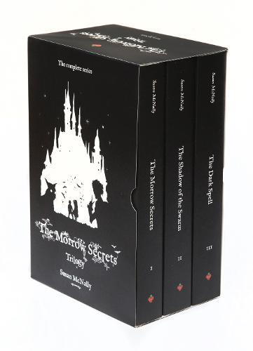 The Morrow Secrets Trilogy: 3 Book Set - The Morrow Secrets