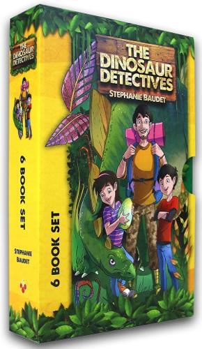 The Dinosaur Detectives: 6 Book Set - The Dinosaur Detectives