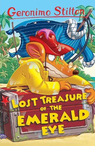 Lost Treasure of the Emerald Eye - Geronimo Stilton (Paperback)