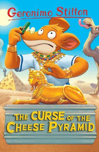 The Curse of the Cheese Pyramid - Geronimo Stilton (Paperback)