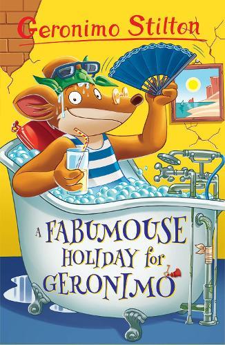 A Fabumouse Holiday for Geronimo - Geronimo Stilton (Paperback)