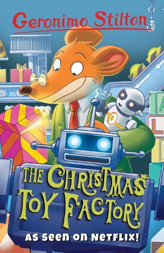 The Christmas Toy Factory - Geronimo Stilton (Paperback)