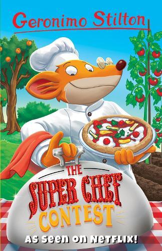 The Super Chef Contest - Geronimo Stilton (Paperback)