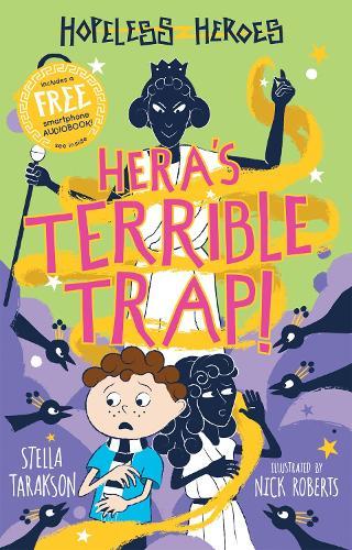 Hera's Terrible Trap! - Hopeless Heroes (Paperback)