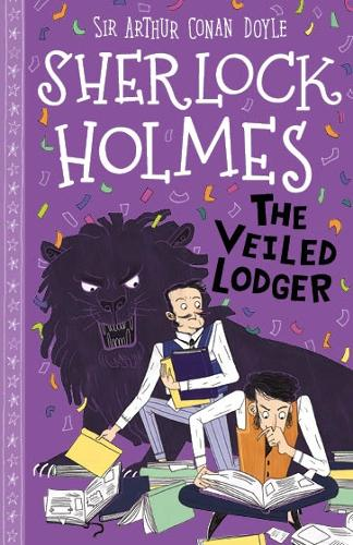 The Veiled Lodger - The Sherlock Holmes Children's Collection (Paperback)