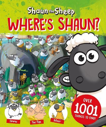 Where's Shaun? (Hardback)