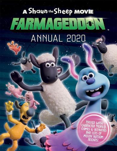 A Shaun the Sheep Movie: Farmageddon Annual 2020 (Hardback)