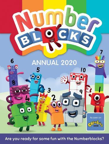 Numberblocks Annual 2020 (Hardback)