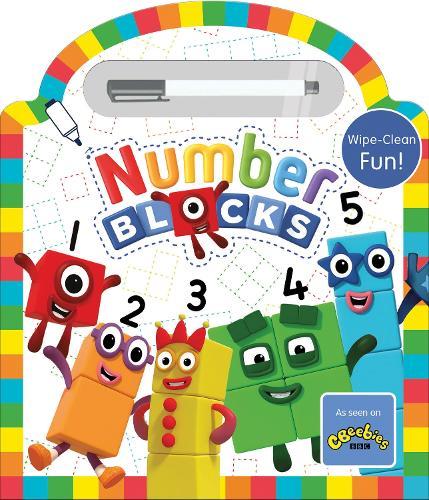 Numberblocks Wipe-Clean: 1-5 (Board book)