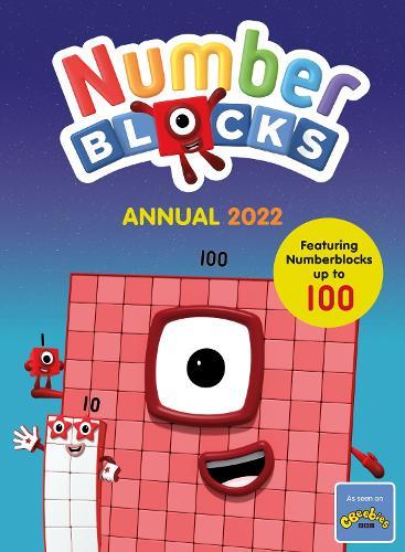 Numberblocks Annual 2022 (Hardback)
