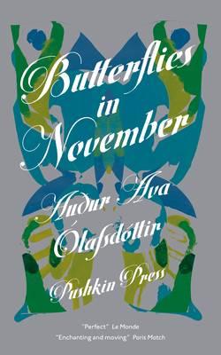Butterflies in November (Paperback)