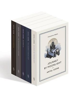 Kings In Exile: Works By Antal Szerb (Paperback)