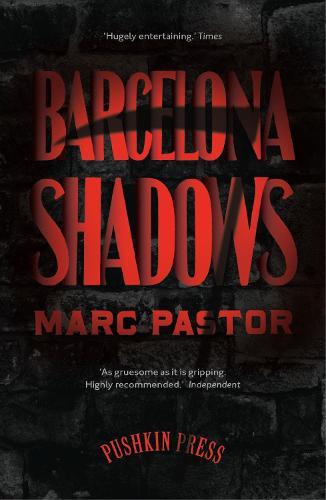 Barcelona Shadows (Paperback)