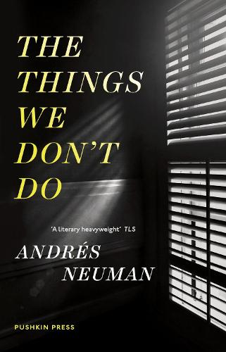 The Things We Don't Do (Paperback)