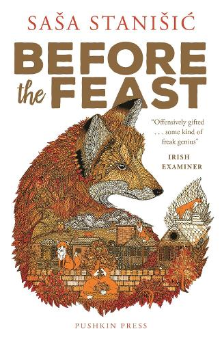 Before the Feast (Paperback)