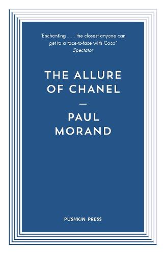 The Allure of Chanel (Paperback)