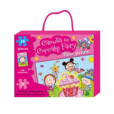 Camilla the Cupcake Fairy Floor Puzzle - Floor Puzzles