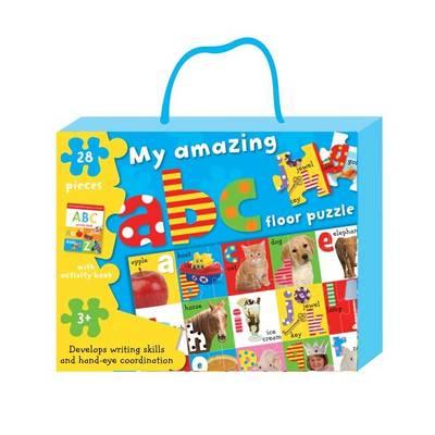 My Amazing ABC Floor Puzzle - Floor Puzzles