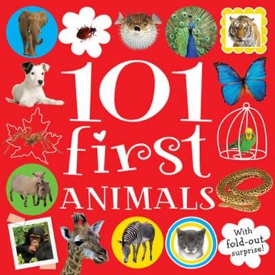 101 First Animals (Hardback)