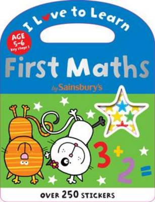 First Maths - I Love to Learn (Paperback)
