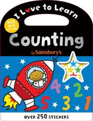 Counting - I Love to Learn (Paperback)