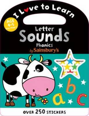 Phonics Letter Sounds - I Love to Learn (Paperback)