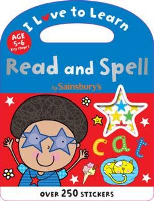 Phonics Read and Spell - I Love to Learn (Paperback)