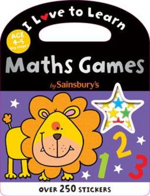 Maths Games - I Love to Learn (Paperback)