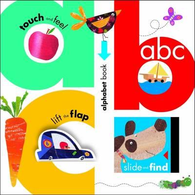 My ABC Alphabet Book (Hardback)