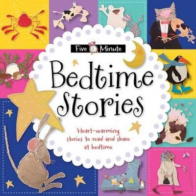 Five Minute Bedtime Stories - Five Minute Padded Tales (Hardback)