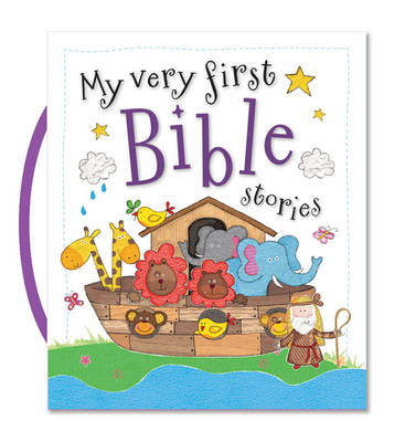 My Very First Bible Stories - Carry-Me Inspirational Books (Board book)