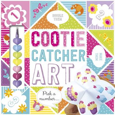 Cootie Catcher - Art Books (Paperback)