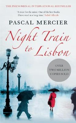 Night Train To Lisbon (Paperback)