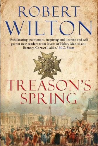 Treason's Spring - The Archives Of The Comptrollerate-General For Scrutiny And Survey (Hardback)