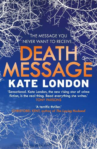 Death Message - A Collins and Griffiths Detective Novel (Paperback)