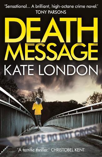 Death Message - A Collins and Griffiths Detective Novel (Paperback)