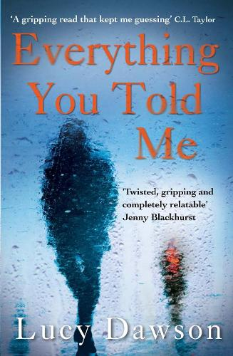 Everything You Told Me (Paperback)