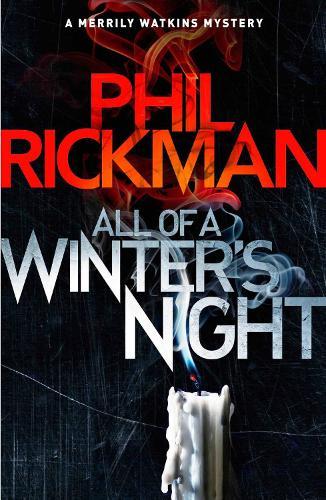 All of a Winter's Night - Merrily Watkins Series (Hardback)