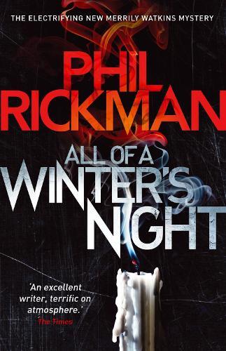 All of a Winter's Night - Merrily Watkins Series (Paperback)