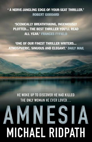 Amnesia: An 'ingenious' and 'twisting novel', perfect for fans of Peter Lovesey and William Ryan (Paperback)