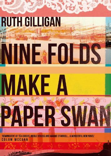 Nine Folds Make a Paper Swan (Paperback)