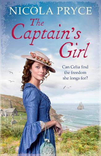 The Captain's Girl - Cornish Saga (Paperback)