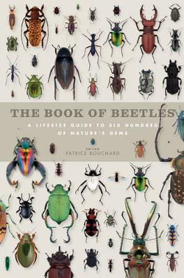 The Book of Beetles: A Life-Size Guide to Six Hundred of Nature's Gems (Hardback)