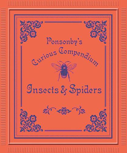 Ponsonby'S: Insects & Spiders (Hardback)