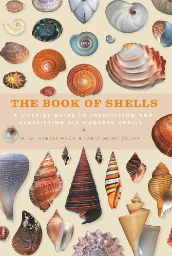 The Book of Shells: A life-size guide to identifying and classifying six hundred shells (Hardback)