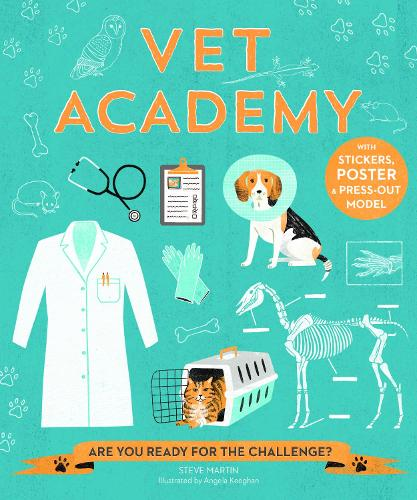 Vet Academy: Are you ready for the challenge? (Paperback)