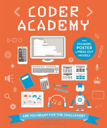Coder Academy: Are you ready for the challenge? (Paperback)
