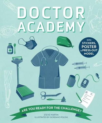 Doctor Academy: Are you ready for the challenge? - Academy (Paperback)